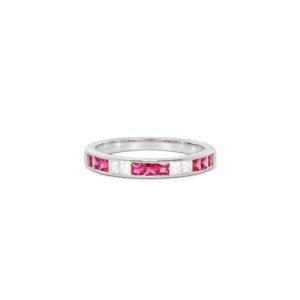 Ruby & Diamond Ring - LAMB2033