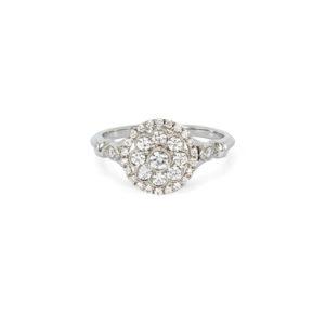 Diamond Cluster Ring - LAMB2104