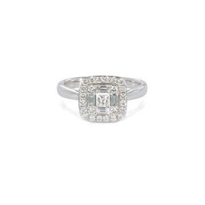 Diamond Cluster Ring - LAMB2491